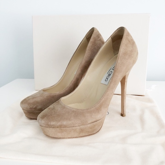 4aa7629eabae7 Jimmy Choo Shoes | Platform Pump 36 | Poshmark